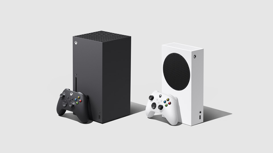Xbox One Series S und Xbox One Series X