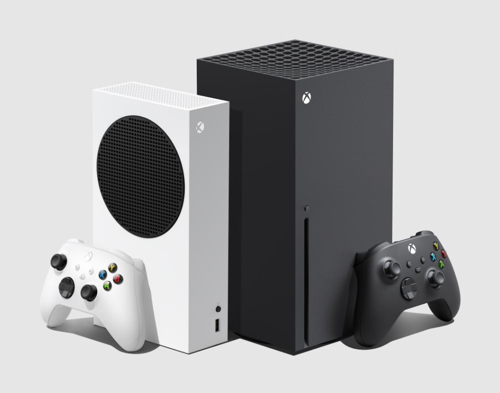 Xbox One Series S und Xbox One Series X