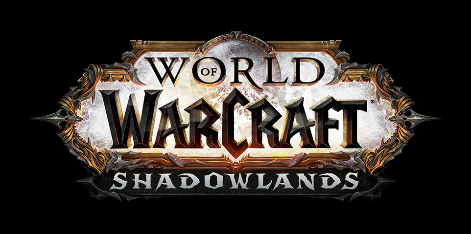 Logo der World-of-Warcraft-Erweiterung Shadowlands