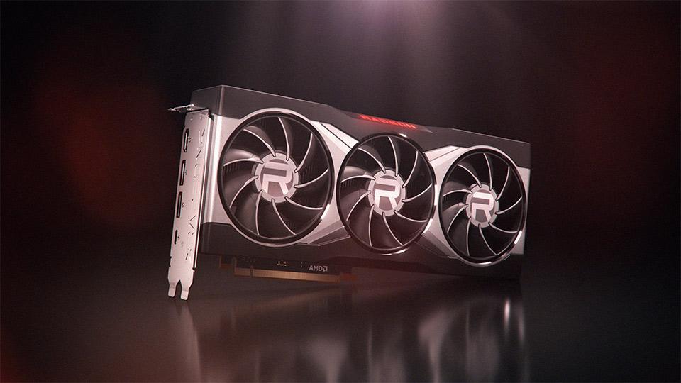 Grafikkarte AMD Radeon RY 6900