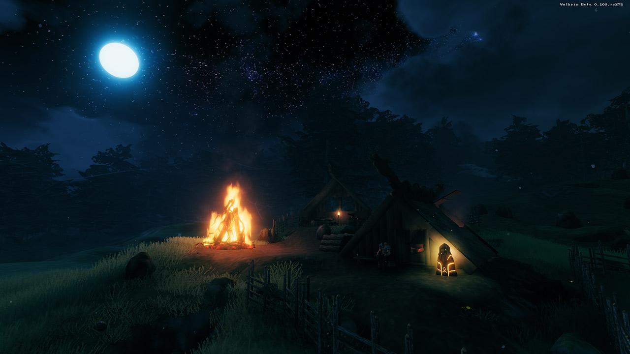 Ein neues Licht scheint mit Valheim Hearth & Home bald am Horizont