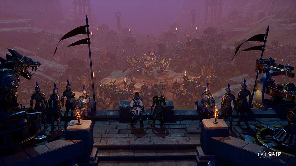Schlachtfeld in Orcs Must Die! 3
